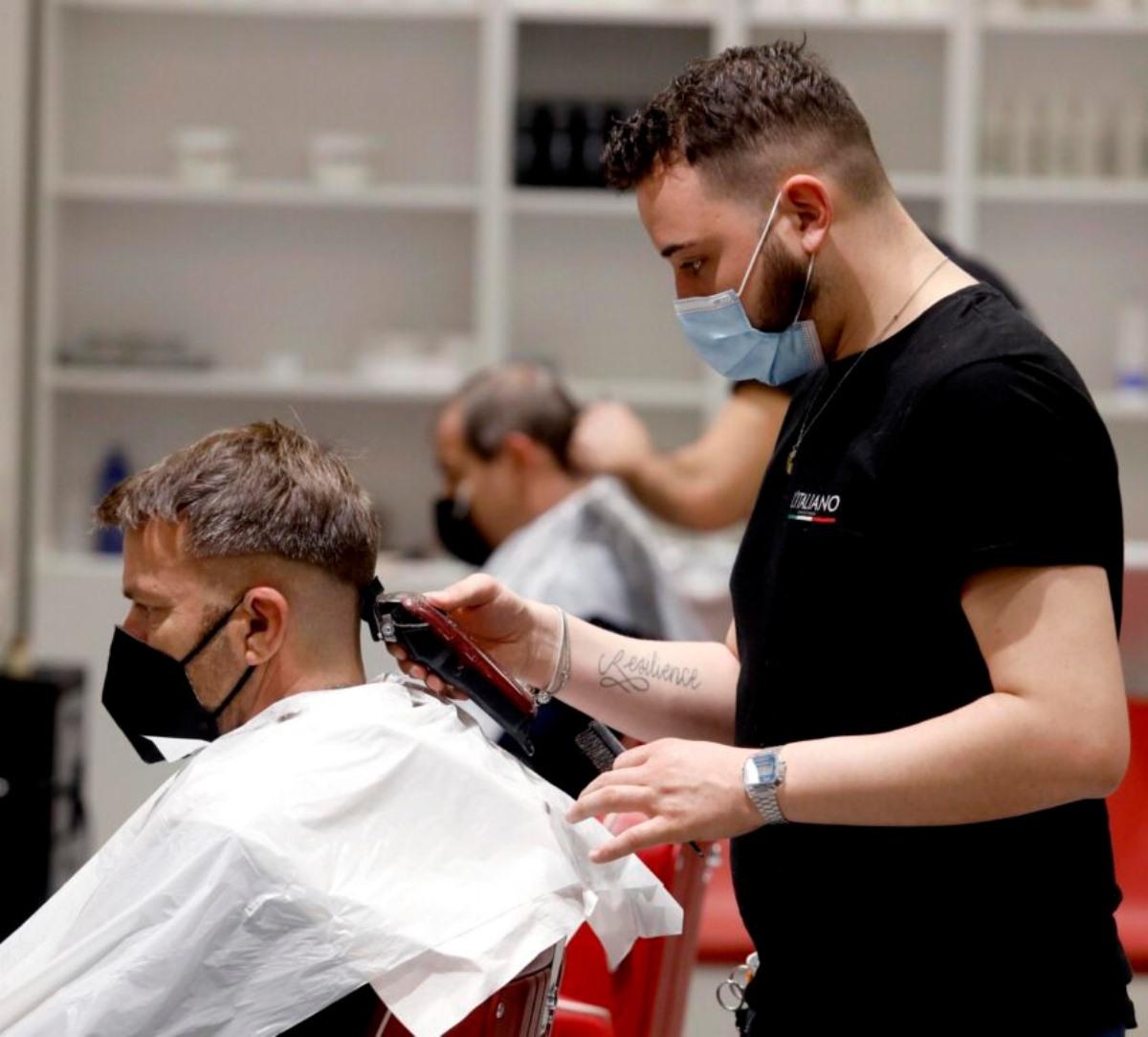 green pass obblgatorio regole per parrucchieri