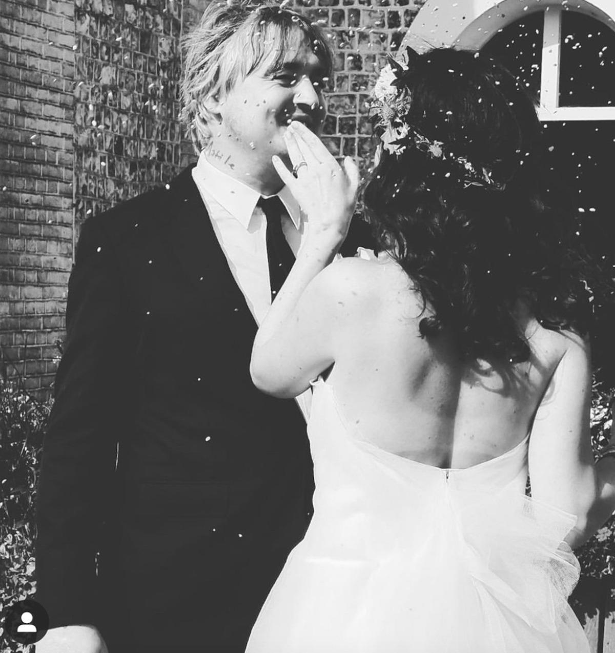 pete doherty matrimonio segreto