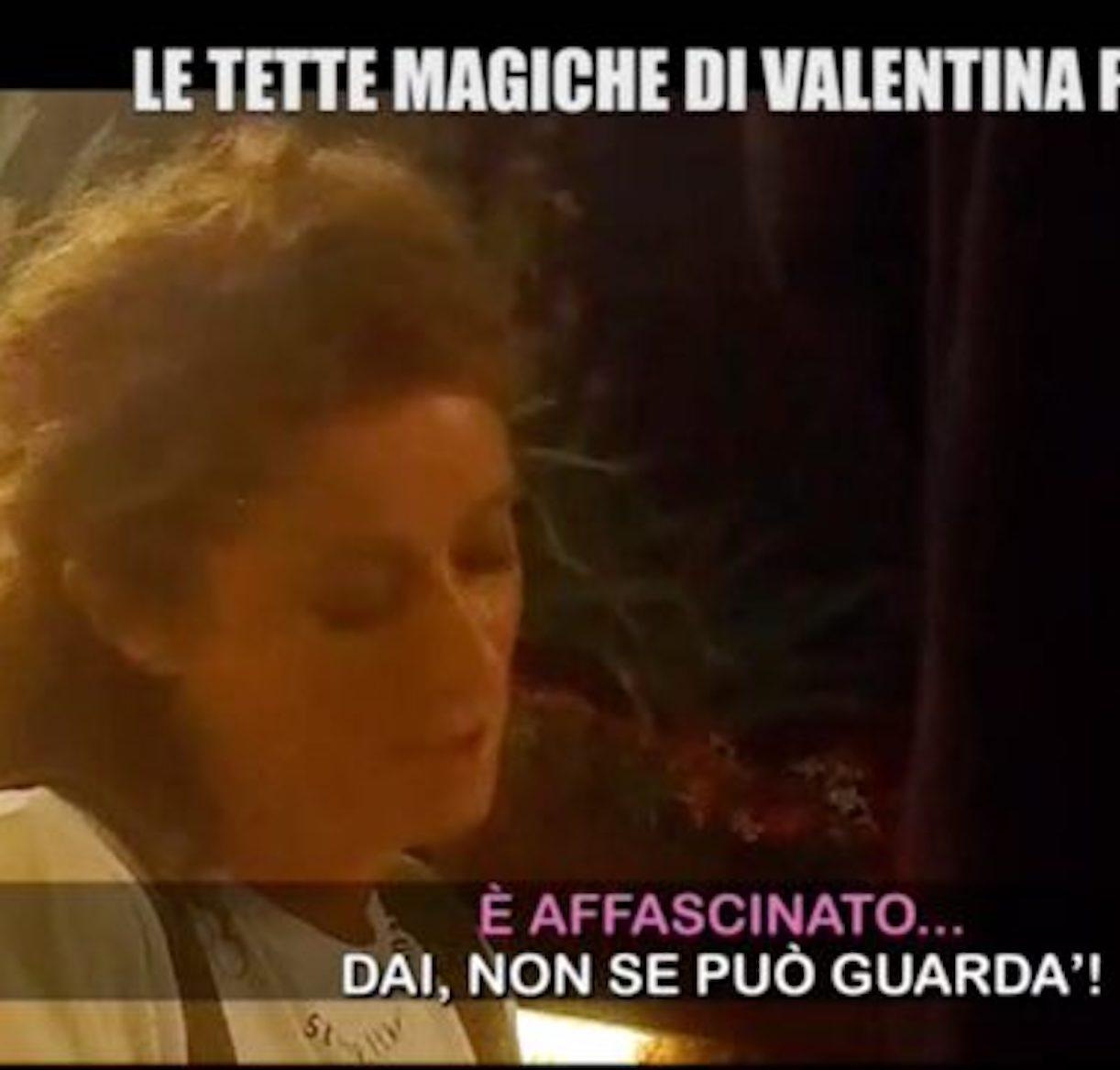 valentina persia scherzo le iene